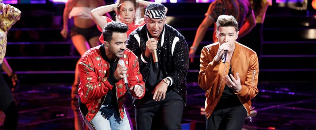 "Luis Fonsi and Daddy Yankee Literally Sparkle in This Performance of ""Despacito"""