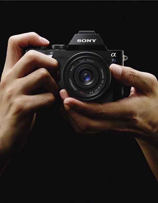 Sony a7S: A Light-Sensitive, 4K-Capable Camera Cometh