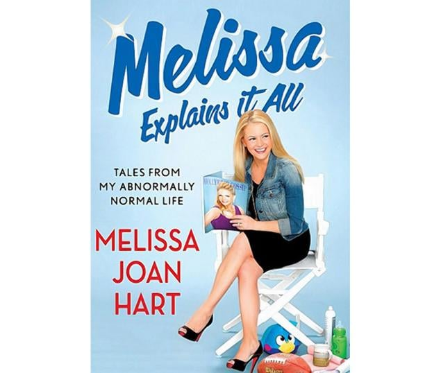 I grew up watching Sabrina the Teenage Witch and Clarissa Explains It All, so naturally I'm curious to find out what was really going on when the cameras stopped rolling. Melissa Joan Hart's new biography, Melissa Explains It All ($15), is bound to have some interesting tidbits about the teen star's life — a great gift idea for a friend who totally gets it. 
