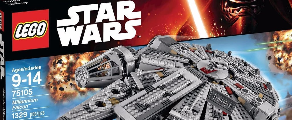 All of the Star Wars Lego Sets Your Little Jedi Will Want to Build