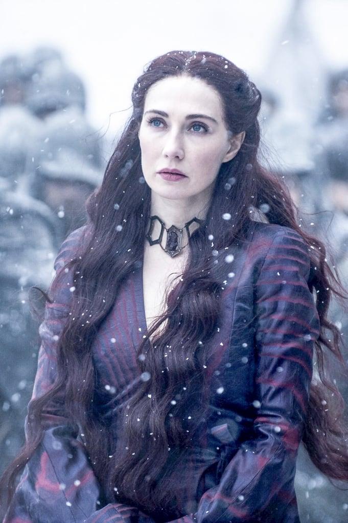 Melisandre Has Astounding Magical Capabilities