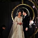 أزياء بريانكا شوبرا في احتفالات زفافها