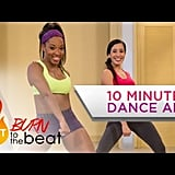 10-Minute Cardio-Dance Abs Workout