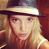 Michael Buble's wife, Luisana Lopilato, showed off her Sunday look. Source: Instagram user lulopilatophotos