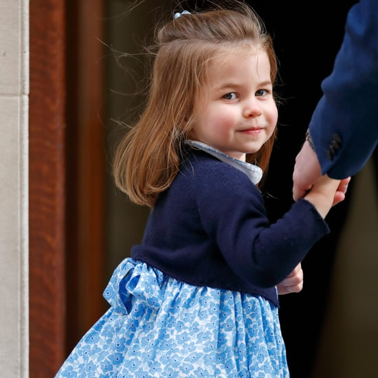 Princess Charlotte's Relationship With Prince Louis