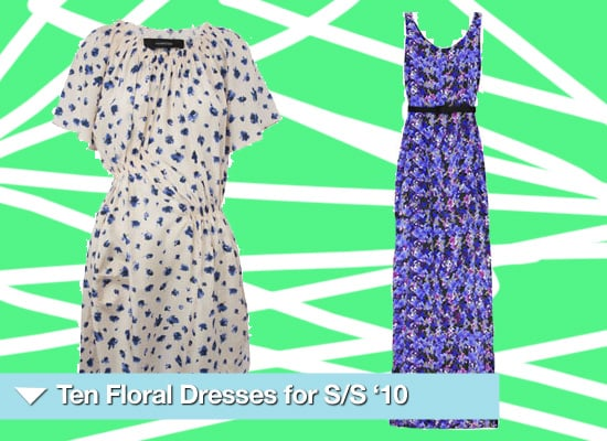 Floral Dresses to Buy For Spring 2010