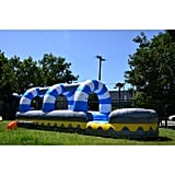 Skyline Slip Bounce House