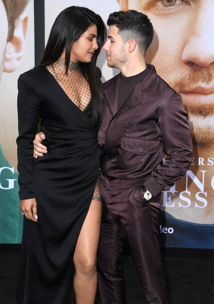 "If Nick Jonas and Priyanka Chopra's romance was a Jonas Brothers song, it would probably be ""When You Look Me in the Eyes."" The couple, who tied the knot last December, always look so in love whenever they step out on the red carpet together. When they're not giggling over each other's jokes or sharing a kiss, Nick is looking at his wife with total heart eyes. His whole face seems to light up when he looks her way! Can you blame him, though? Priyanka is simply stunning. See all the times Nick looked Priyanka in the eyes, and get ready to have your heart turn to mush.       Related:                                                                                                           Just 9 Photos of Nick Jonas and Priyanka Chopra Looking Ridiculously Hot Together"