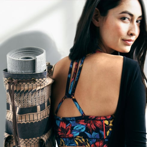 Yoga Mat Bags For Spring