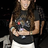 Photos of Celebs at Kings of Leon
