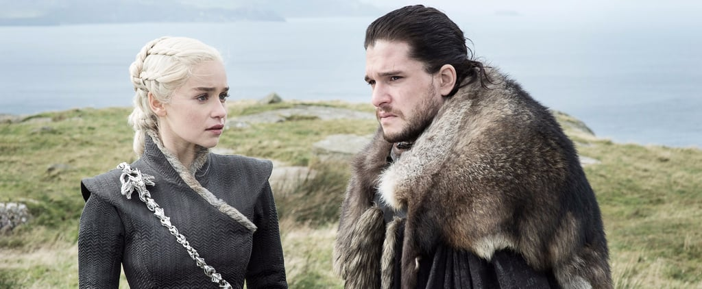 """Daenerys Savagely Dissed Jon Snow, and All We Have to Say Is """"That's Cold"""""""