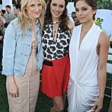 Rachel Bilson, AnnaLynne McCord and More Celebrate TV With Cocktails