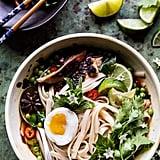 Springtime Chicken Noodle Pho