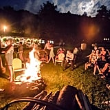 Post-Reception Campfire