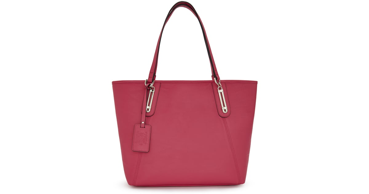 Austin Reed Pink Tote Bag Stylish Weekend Bags For Short Trips Popsugar Fashion Uk Photo 9