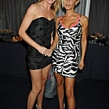Cameron Diaz and Victoria Beckham