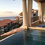 3. You Might Stay in a Room With a Private Infinity-Edge Plunge Pool