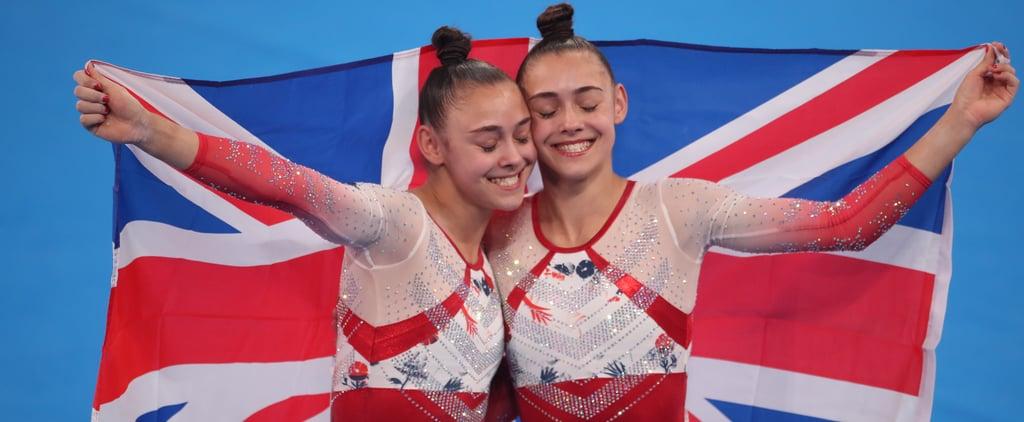Twins Jessica and Jennifer Gadirova Are Olympians Together