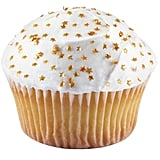 Glittery Gold Cupcakes