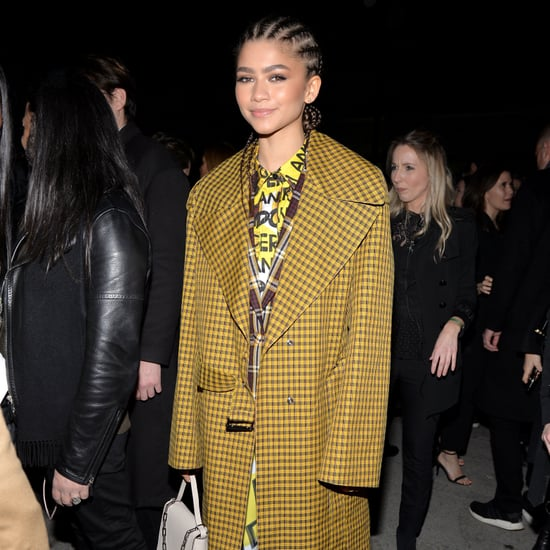 Celebrities in the Front Row at Fashion Week Fall 2018