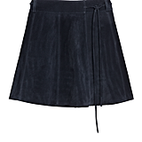 Rodarte x & Other Stories Suede Wrap Skirt ($245)