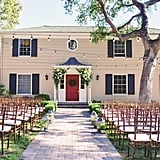 Outdoor Ceremony Seating