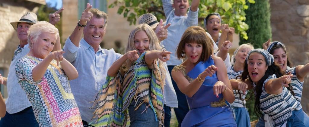 Mamma Mia! Sequel Tweets