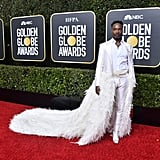 Billy Porter at the 77th Annual Golden Globe Awards in 2020