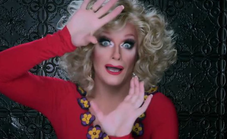 Panti Bliss, The Queen of Ireland