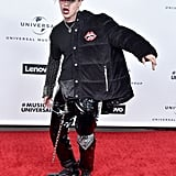 Yungblud at the 2020 Universal Grammys Afterparty