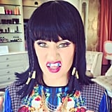 "The Road to Katypatra: Get Katy Perry's ""Dark Horse"" Look For Halloween"