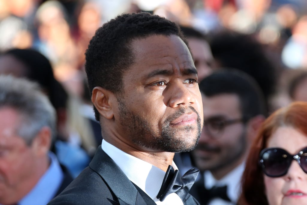 Cuba Gooding Jr looked handsome as he arrived at the Cannes Film Festival.