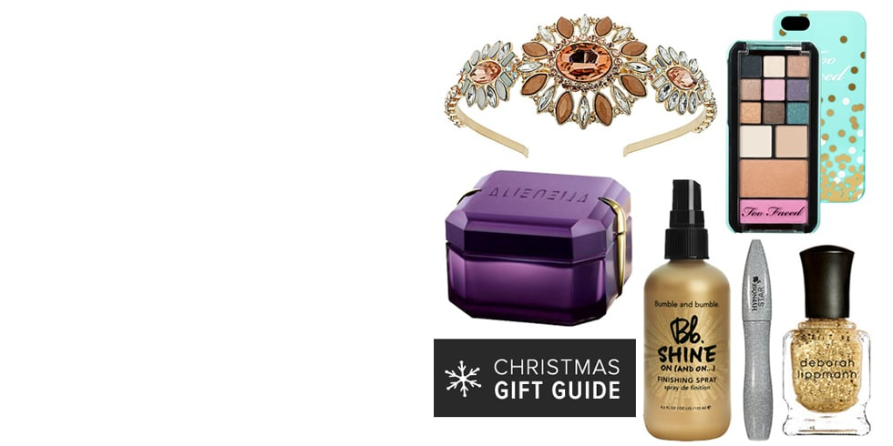 Beauty Gifts For Party Girls   Christmas Gift Guide