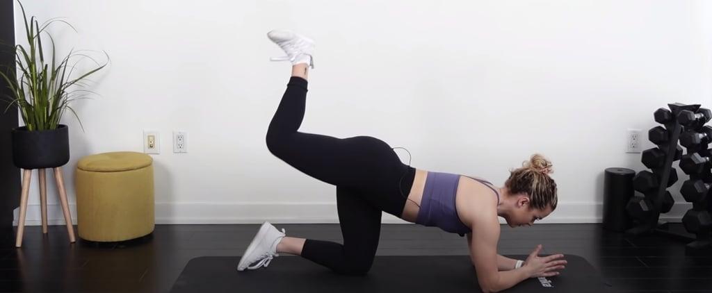 600-Rep Butt Workout From Emkfit