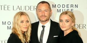 Celebrities Close New York Fashion Week With Estée Lauder