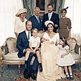 Prince Louis Official Christening Portraits 2018