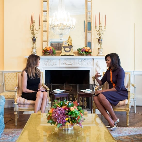 Michelle Obama and Melania Trump Style Differences