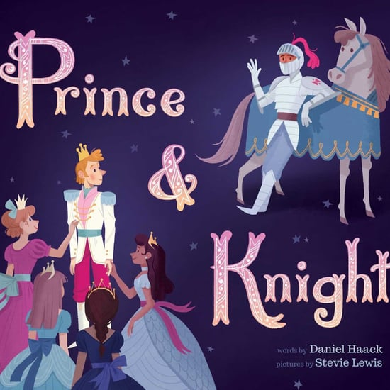 Prince & Knight Children's Book