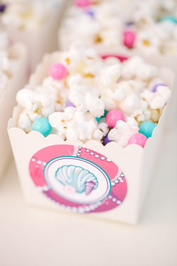 White-Chocolate Popcorn