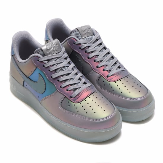 Nike Air Force 1 Iridescent Sneakers