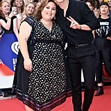 Shawn Mendes and Chrissy Metz