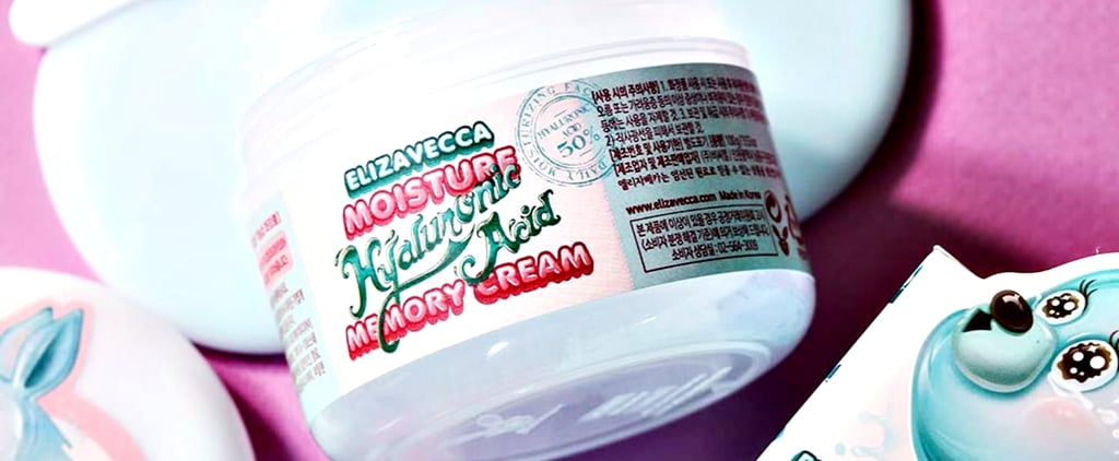 Elizavecca Hyaluronic Acid Memory Cream Mask Review