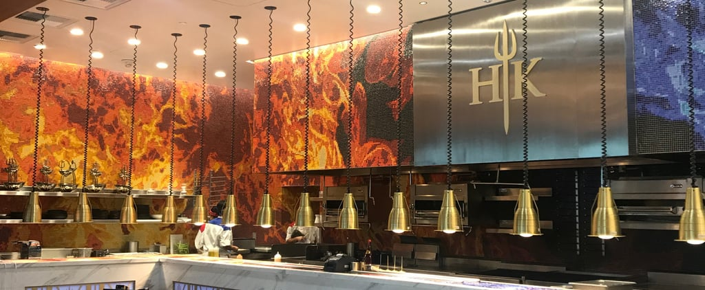 Gordon Ramsay Hell's Kitchen Restaurant Las Vegas Review