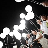 White LED Lights For Balloons