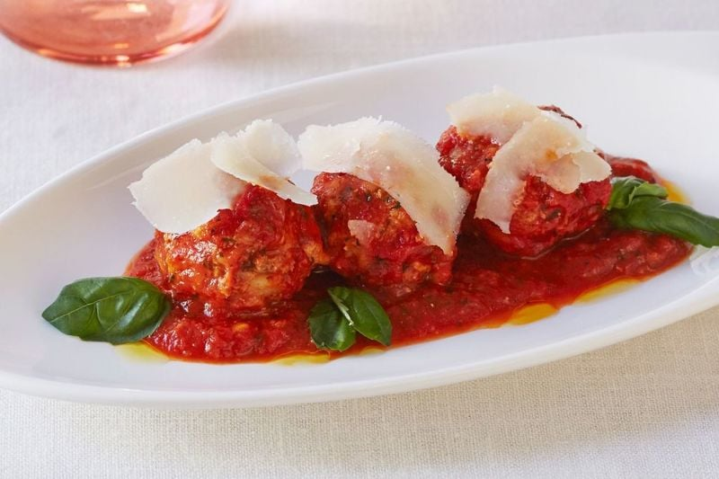 Giada De Laurentiis's Ricotta and Cinnamon Meatballs