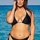 Ashley Graham x Swimsuits for All Icon Black Bikini