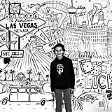The Las Vegas Mural