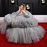 Ariana Grande's Dress at the 2020 Grammy Awards