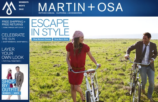 Fab Site: MartinandOsa.com