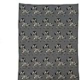Indaba Zebra Baby Blanket